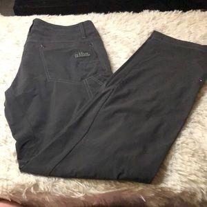 Kuhl hiking pants size 33x34